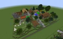 "village ""Grünau"""