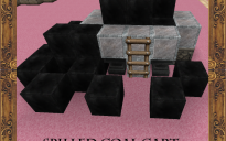 Spilled Coal Cart