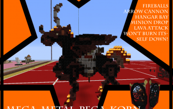 Mega Metal Pega Korn