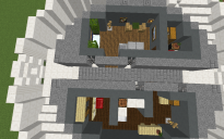 Customize-able Stack-able Apartment Level