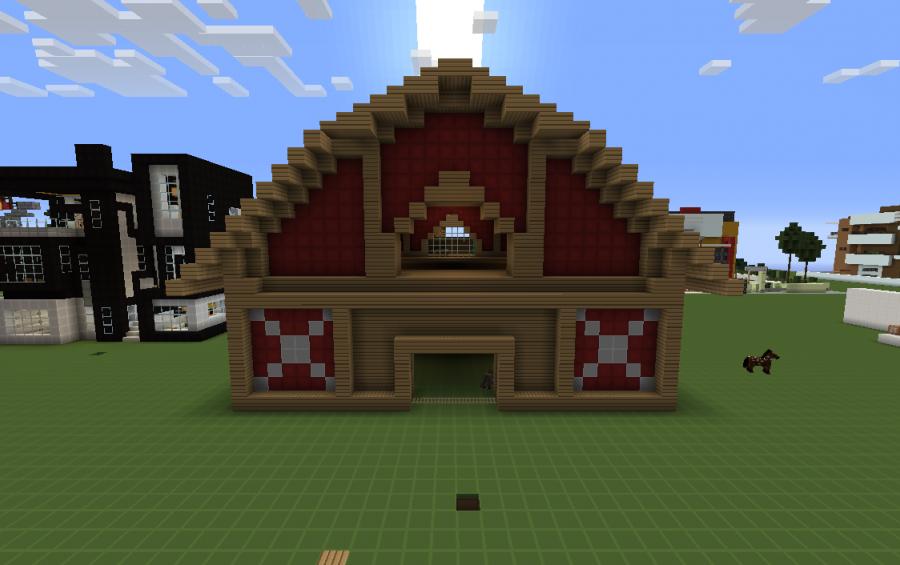 Classic Barn, creation #5478