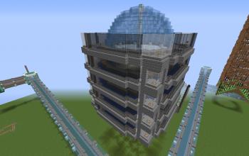 5-Level Spleef Arena