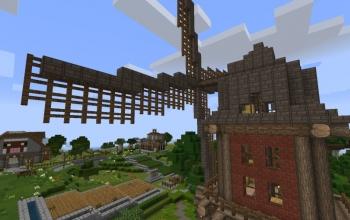 Monsterley's Grain Mill