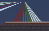Bulgaria Flag Beacon