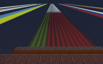 Belarus Flag Beacon