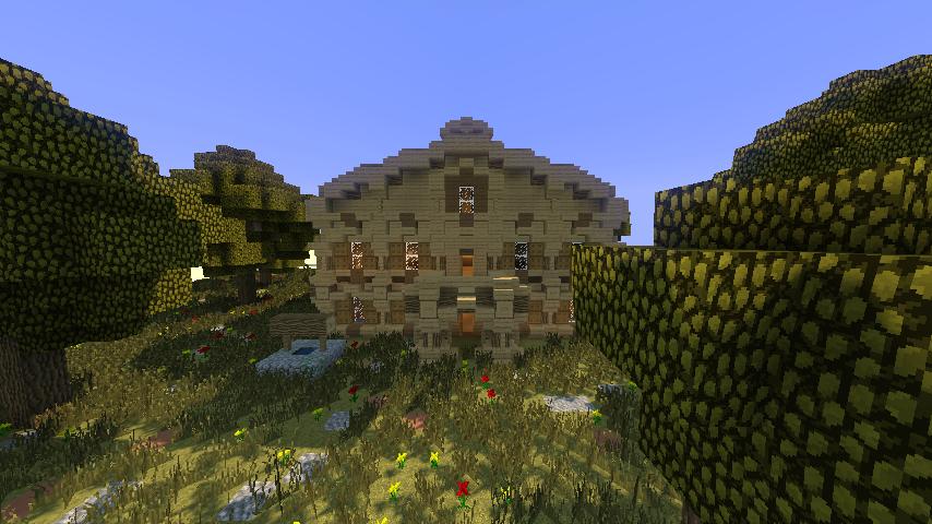 Maison Médiévale N1 V3 Creation 5549