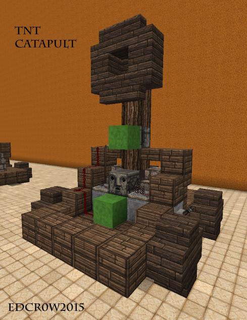 TnT Catapult, creation #5567 on