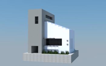 11x12 Modern house
