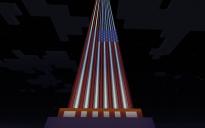 USA Beacon Flag