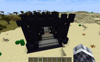Castle Gate Model n-1.4