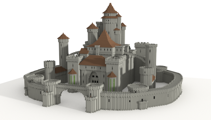 Castle unfurnished Creation 5599