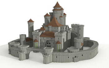Castle (unfurnished)