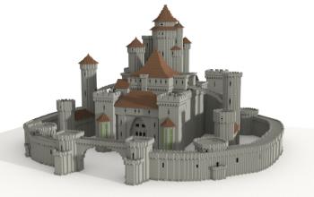 Castle (unfurnished)