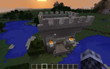 Castle Gate Model n-1.11