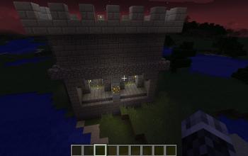 Castle Gate (2-ways) Model n-1.12