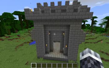 Castle Gate Model n-1.16