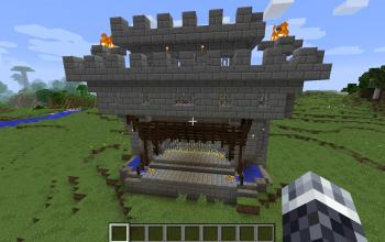 Castle Gate Model n-1.17