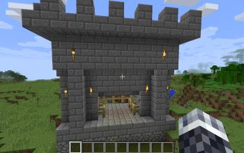 Castle Gate Model n-1.19