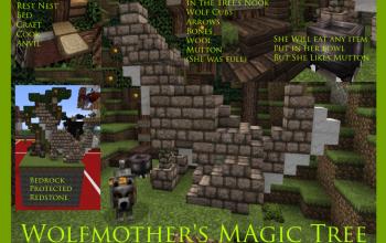 Wolfmother Magic Tree V.2