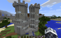 Twins Towers Gate (Auto Night-Protection) Model t-1.0