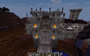 Castle Gate (3-Height) Model h-2.0