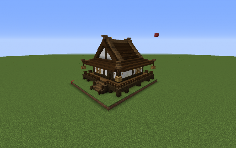 Japanese style house standard creation 5692 - Minecraft japanese gate ...