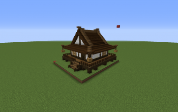 Japanese style house (Standard)