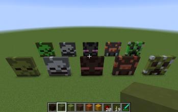Mobs Set 1 (8x8)