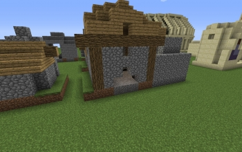 Cobble Crafting Station