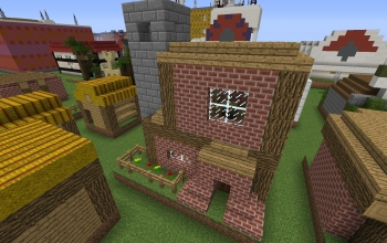 Brick/Wood Home (large)