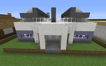 Open Top Building