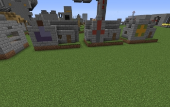 Stone Brick Armor Shop