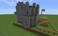 Stone Brick Jail