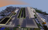 Large Airport