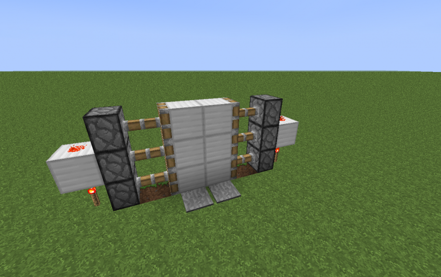 Beginner's guide to pistons in Minecraft: Windows 10 ...