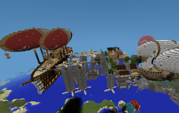 Steampunk Sky City v1.0