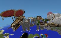 Steampunk Sky City v1.0