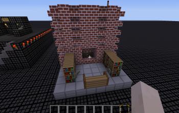 Automatic Fireplace