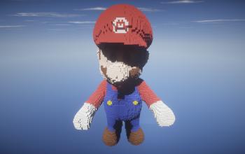 Giant Mario 3D