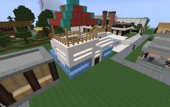 Very small MODERN HOUSE