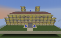 swanky palace part-furnished