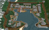 Old harbor spawn // QbicGaming