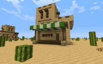 desert styled house #1
