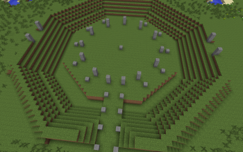 A Neolithic Henge