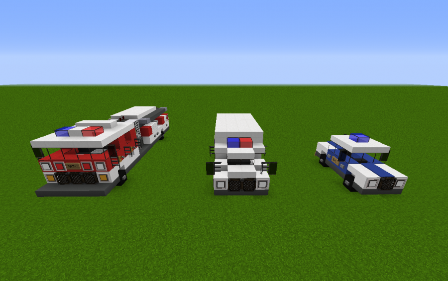 911 vehicle unit  creation  5983