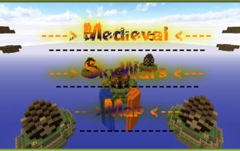 Medieval SkyWars Map