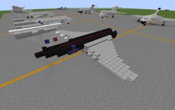 Handley page victor - RAF prototype black
