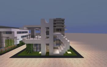 15 x 15 Modern House