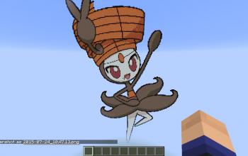 Pokemon Meloetta (Pirouette Form)