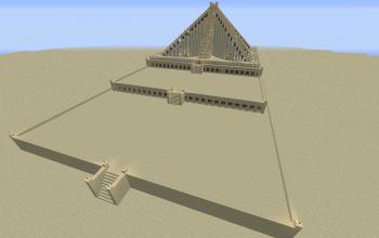 Lucasgold Temple (Desert version)